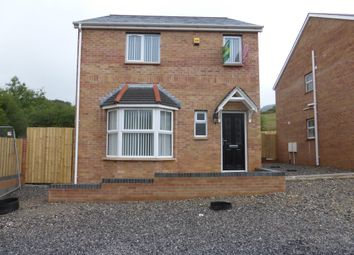 Thumbnail 3 bed detached house for sale in The Willows, Bryn, Port Talbot