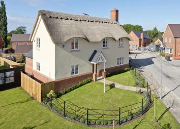 Thumbnail 3 bedroom detached house for sale in Banbury Road, Gaydon