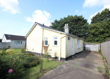 Thumbnail 2 bed detached bungalow for sale in Leaze Road, Kingsteignton, Newton Abbot