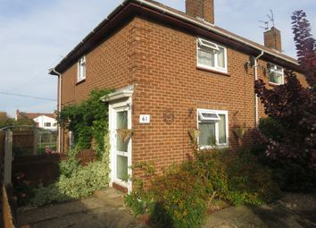 Thumbnail 3 bed end terrace house for sale in Notley Road, Lowestoft