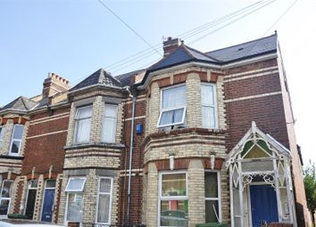 Thumbnail 2 bed flat to rent in St. Johns Road, Exeter