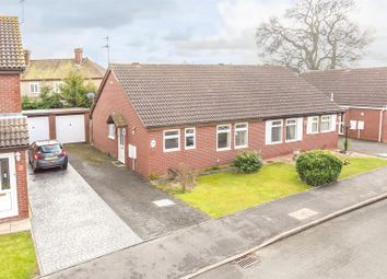Thumbnail 2 bed semi-detached bungalow for sale in Leafields, Shrewsbury