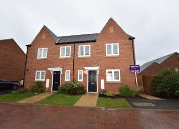Thumbnail 4 bed semi-detached house for sale in Broad Way, Upper Heyford, Bicester