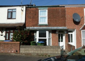 Thumbnail 2 bed terraced house to rent in Bullar Street, Southampton