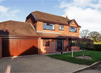 Thumbnail 4 bed detached house for sale in Six Ashes Road, Bobbington