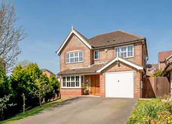 Thumbnail 4 bed detached house for sale in Harry Pay Close, Kennington, Ashford