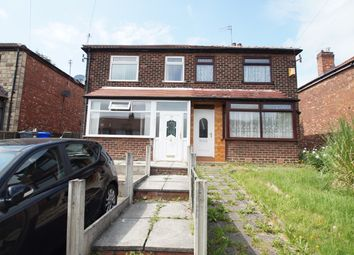Thumbnail 2 bed semi-detached house for sale in Wavertree Road, Blackley, Manchester
