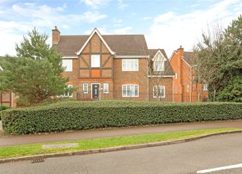 Thumbnail 5 bed detached house for sale in Liss Drive, Fleet, Hampshire