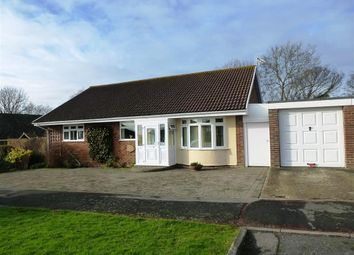 Thumbnail 3 bed detached bungalow for sale in Woodpecker Road, Eastbourne