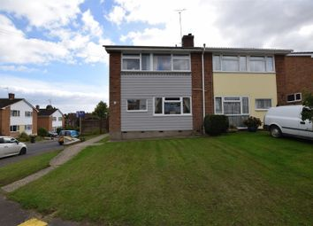 Thumbnail 3 bed semi-detached house for sale in Beech Grove, Sible Hedingham, Halstead