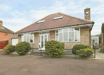Thumbnail 2 bed detached bungalow for sale in Rolleston Drive, Arnold, Nottinghamshire