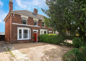 Thumbnail 4 bed semi-detached house for sale in North Road, Bourne, Lincolnshire