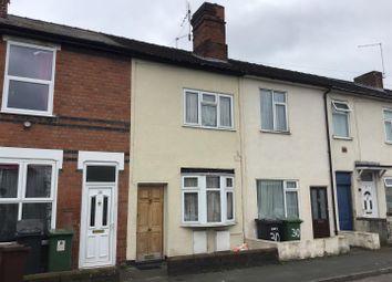 Thumbnail 3 bedroom terraced house for sale in Walpole Street, Wolverhampton