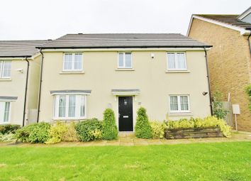 Thumbnail 4 bed detached house to rent in Blenheim Square, North Weald, Epping