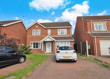 Thumbnail 6 bed detached house for sale in Fields End, Ulceby