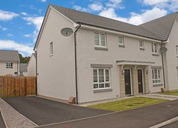 Thumbnail 2 bedroom end terrace house for sale in Eilean Donan Road, Inverness