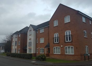 Thumbnail 2 bed flat to rent in Oxford Grove, Chelmsley Wood