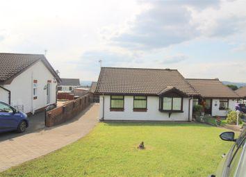 Thumbnail 3 bed semi-detached bungalow for sale in Mackworth Drive, Cimla, Neath