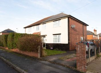 Thumbnail 3 bed semi-detached house for sale in Bannerman Road, Kirkby-In-Ashfield, Nottingham