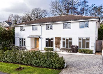 Thumbnail 6 bed detached house for sale in Neville Avenue, New Malden