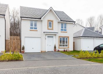 Thumbnail 4 bed detached house for sale in Ryndale Drive, Dalkeith, Midlothian