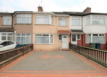 Thumbnail 3 bed terraced house for sale in Grange Road, Harrow