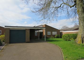 Thumbnail 3 bed detached bungalow for sale in Haconsfield, Hethersett, Norwich