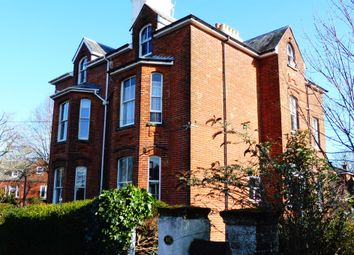 Thumbnail 1 bed flat for sale in Manor Road, Salisbury