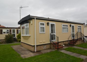 Thumbnail 1 bed mobile/park home for sale in Sunnyhurst Park, South Shore, Blackpool