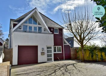 Thumbnail 5 bed detached house for sale in Hightrees, Pennington, Lymington