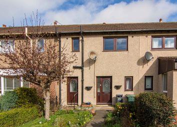 Thumbnail 2 bed terraced house for sale in Hillwood Gardens, Ratho Station, Newbridge