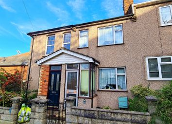 Thumbnail 2 bed terraced house for sale in Warley Mount, Brentwood, Essex
