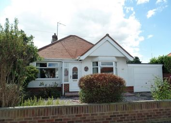 Thumbnail 2 bed detached bungalow for sale in Manchester Road, Holland-On-Sea, Clacton-On-Sea