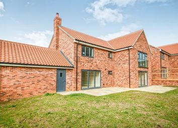 Thumbnail 5 bed detached house for sale in Blackborough End, Norfolk, Kings Lynn