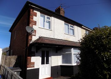 Thumbnail 3 bed semi-detached house for sale in Cannock Avenue, Blackpool