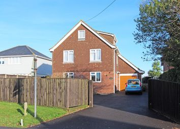 Thumbnail 6 bed detached house for sale in Manchester Road, Sway, Lymington