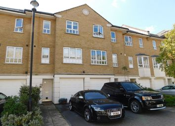 Thumbnail 4 bed terraced house to rent in Samuel Gray Gardens, Kingston Upon Thames