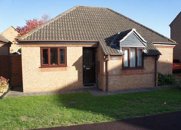 Thumbnail 2 bedroom detached bungalow to rent in Churchfield Road, Folkingham, Sleaford