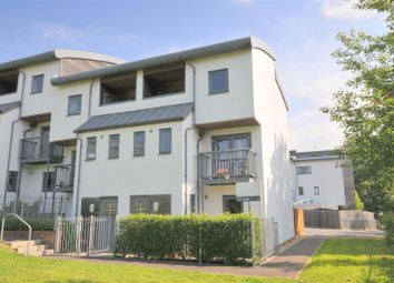Thumbnail 4 bed end terrace house for sale in Endeavour Court, Stoke, Plymouth