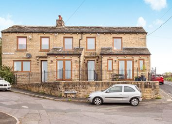 Thumbnail 2 bed flat for sale in Prospect Road, Hartshead, Liversedge