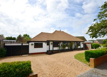 Thumbnail 4 bed bungalow for sale in Oakleigh Road, Little Common, Bexhill-On-Sea