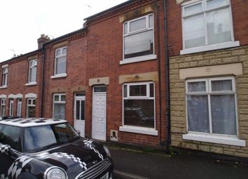 Thumbnail 2 bed terraced house to rent in Stamford Street, Ratby, Leicester