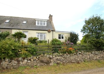 Thumbnail 3 bed cottage for sale in Tillynaught Cottages, Portsoy, Banff