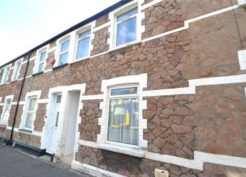 Thumbnail 4 bedroom terraced house for sale in Robert Street, Cathays, Cardiff