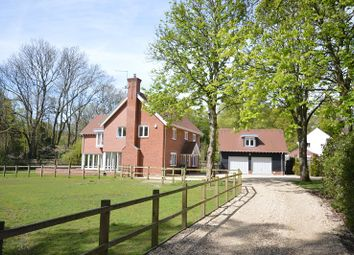 Thumbnail 5 bed detached house for sale in Honey Lane, Burley, Ringwood
