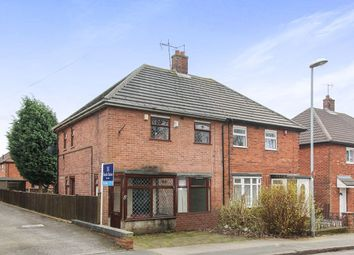 Thumbnail 3 bed semi-detached house for sale in Leaside Road, Trent Vale, Stoke-On-Trent