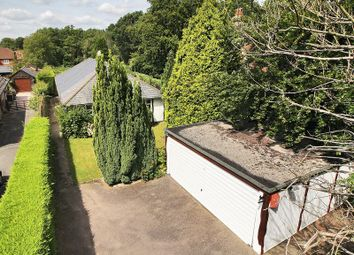 Thumbnail 4 bed detached bungalow for sale in Church Road, Worth, Crawley, West Sussex