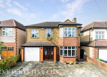 4 bed detached house for sale in Thorndon Gardens, Ewell, Epsom KT19