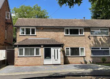 Thumbnail Semi-detached house for sale in B Morden Road, Stechford, Birmingham