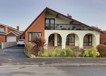 Thumbnail 4 bedroom detached house for sale in Pinehill Road, Bangor